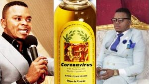 Obinim launches expensive Coronavirus oil to allegedly prevent the deadly virus