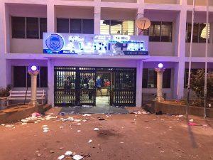 UCC's Oguaa Hall week celebration turns bloody